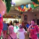Caribbean night at Sidmouth